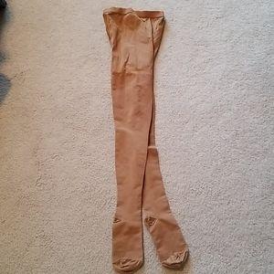 NWOT Futuro compression pantyhose SZ Large